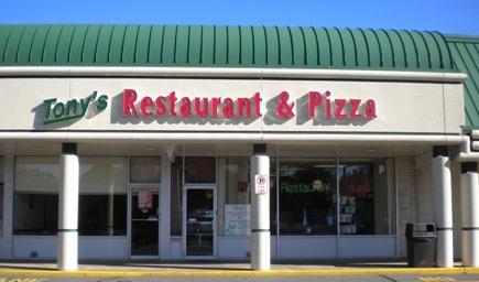 Tony S Pizza Italian Restaurant